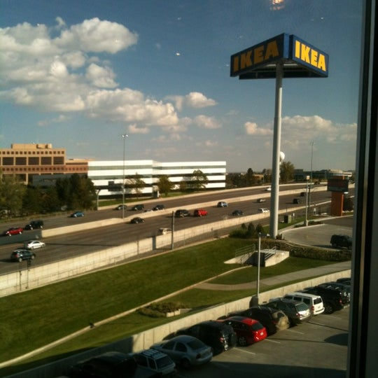 Photo taken at IKEA Centennial by Rebecca M. on 9/30/2012
