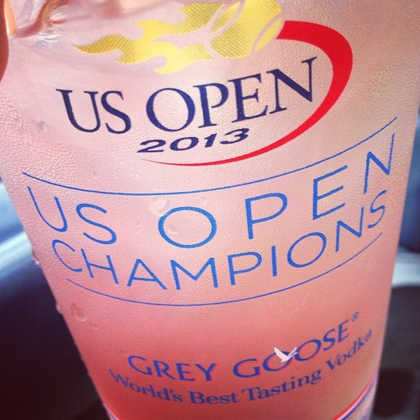 Photo taken at 2014 US Open Tennis Championships by Derek F. on 8/28/2013