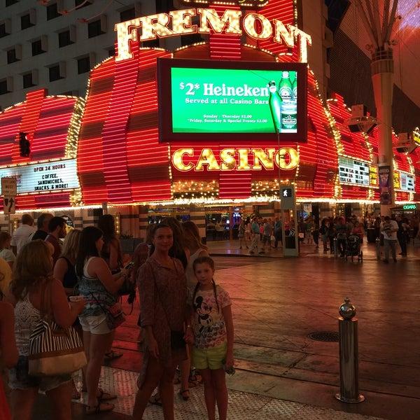 Photo taken at Downtown Las Vegas by Tatyana S. on 6/26/2015