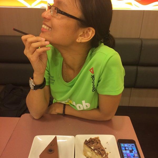 Photo taken at McDonald's / McCafé by Cashley P. on 6/15/2015