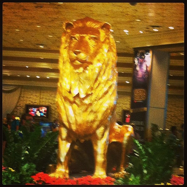 Photo taken at MGM Grand Hotel & Casino by Renee D. on 6/25/2013