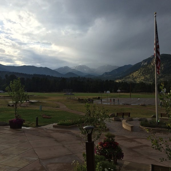 Photo taken at YMCA of the Rockies by Jake M. on 8/5/2014