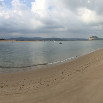 Photo taken at Santoña by Antonio C. on 10/13/2015
