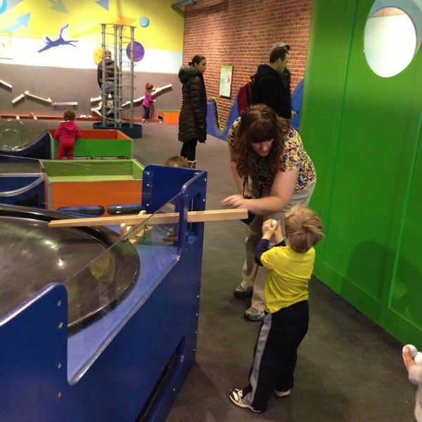 Photo taken at Boston Children's Museum by Kevin B. on 2/17/2013