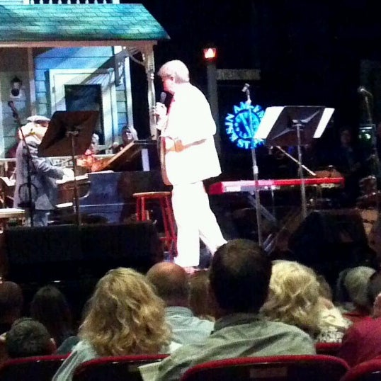 Photo taken at Fitzgerald Theater by Mark M. on 9/15/2012