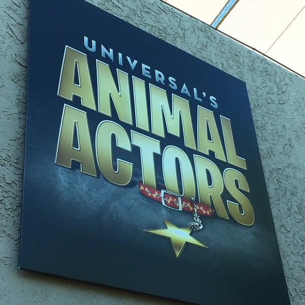 Photo taken at Universal's Animal Actors by Stephen G. on 7/8/2016