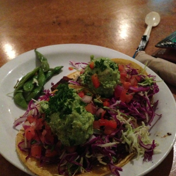 Photo taken at Native Foods by Vanessa G. on 1/26/2013