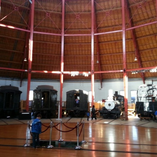 Photo taken at B & O Railroad Museum by Paul B. on 1/19/2013