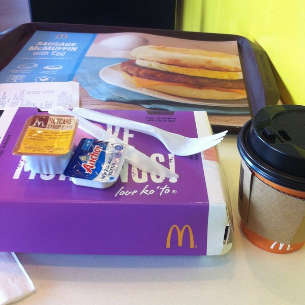Photo taken at McDonald's by Lorrielle L. on 9/8/2015