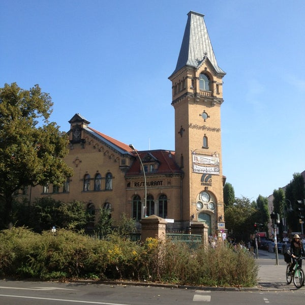 Photo taken at Kulturbrauerei by Peter M. on 9/14/2013