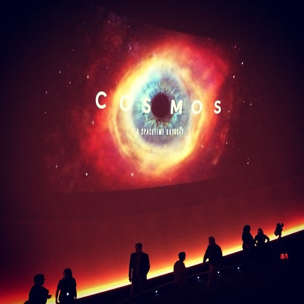 Photo taken at Morrison Planetarium by Bryan H. on 3/5/2014