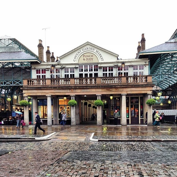 Photo taken at Covent Garden Market by ItsMβŚ ♚. on 5/15/2013