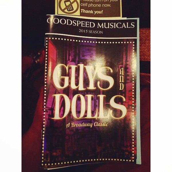 Photo taken at Goodspeed Opera House by Darius B. on 6/11/2015