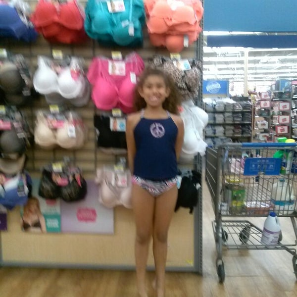 Photo taken at Walmart Supercenter by Cypic E. on 6/13/2014