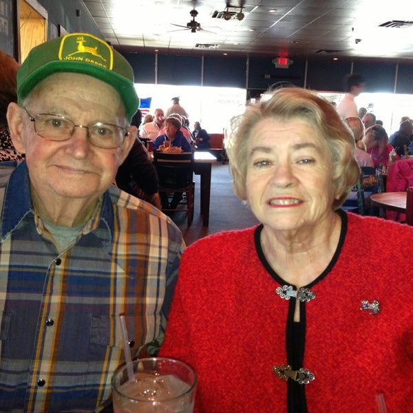 Photo taken at Ramsey's Diner by Terry E. on 2/17/2013