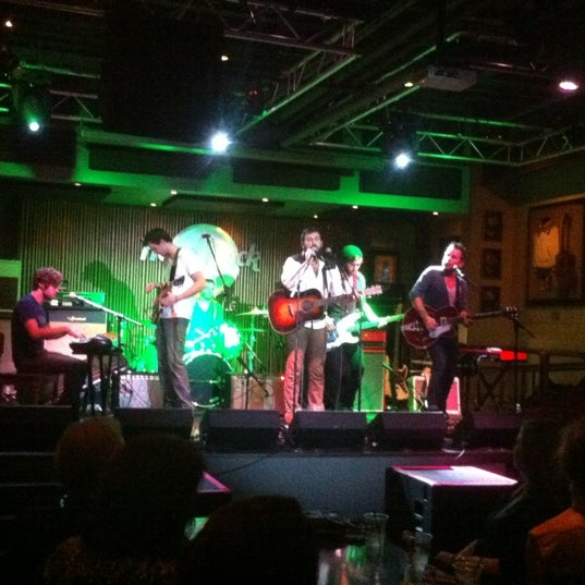 Photo taken at Hard Rock Cafe Nashville by Randi N. on 10/16/2012