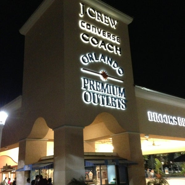Photo taken at Orlando Premium Outlets - Vineland Ave by Mikhail S. on 1/2/2013