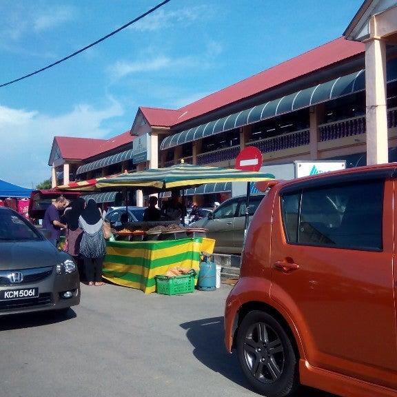 Photo taken at Tanjung Dawai by Ririn N. on 6/4/2016