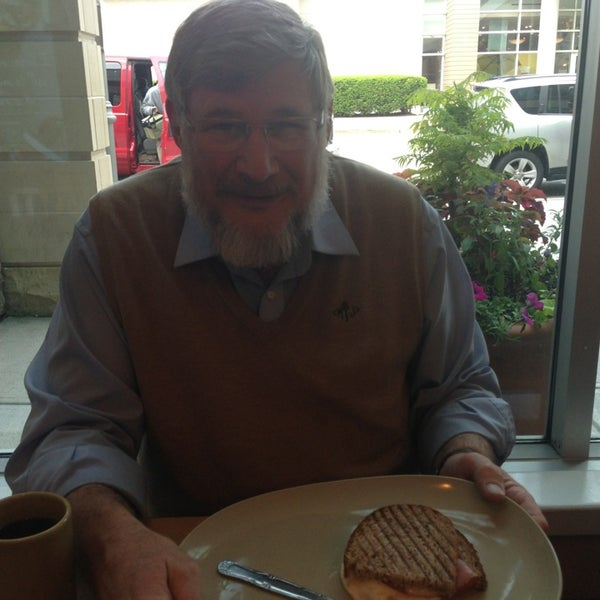 Photo taken at Panera Bread by Anna T. on 6/7/2013
