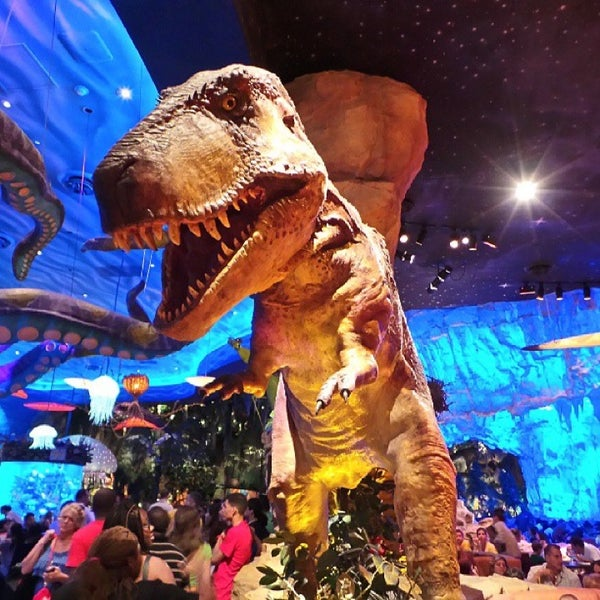 T rex cafe lake buena vista fl for Disney dining reservations t rex