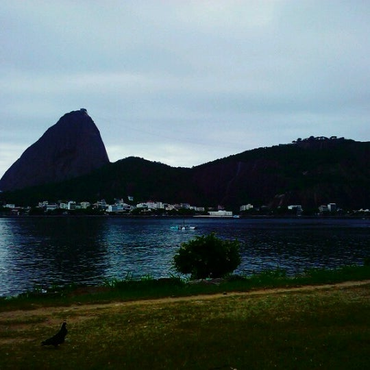 Photo taken at Aterro do Flamengo by Kariane P. on 12/10/2012