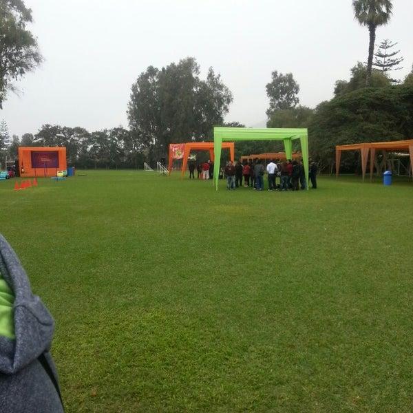Photo taken at Parque Molle by Julio Junior on 6/27/2013