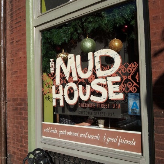 Photo taken at The Mud House by Terrence on 12/24/2012