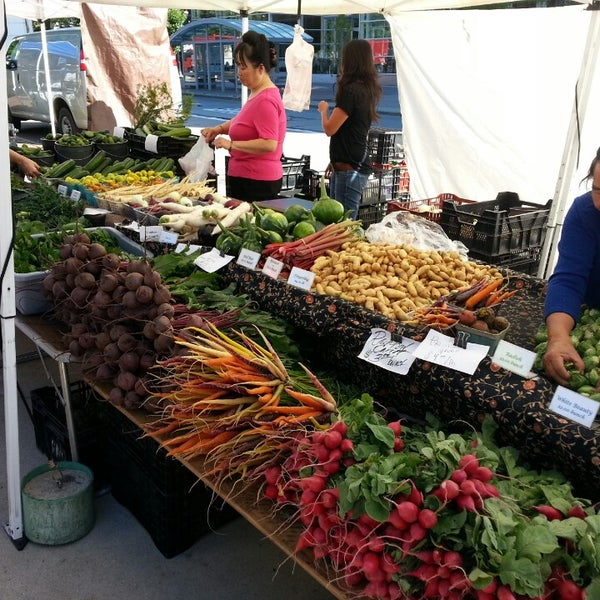 Photo taken at Dane County Farmers' Market by Terrence on 8/3/2013