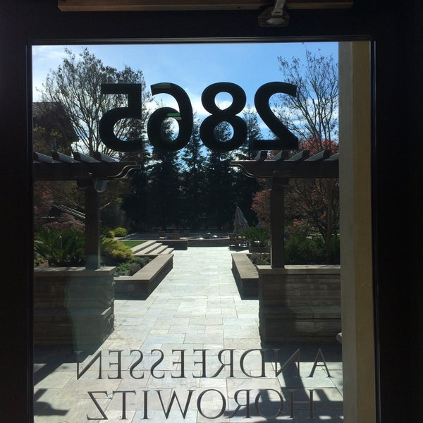 Photo taken at Andreessen Horowitz by Edoardo O. on 3/13/2015