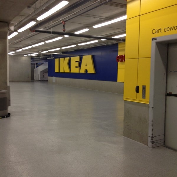 Photo taken at IKEA Centennial by Michael Y. on 11/9/2013
