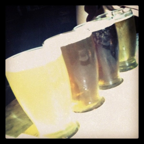 Photo taken at Los Angeles Brewing Company by Arek R. on 6/23/2013