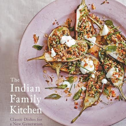 The Indian Family Kitchen demystifies traditional cooking methods with kitchen short-cuts, pantry must-haves, and spices you should always have on hand