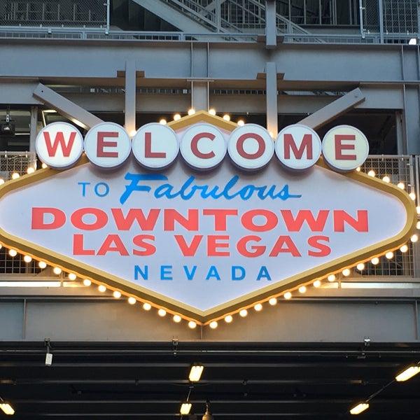 Photo taken at Downtown Las Vegas by Julie B. on 7/7/2016