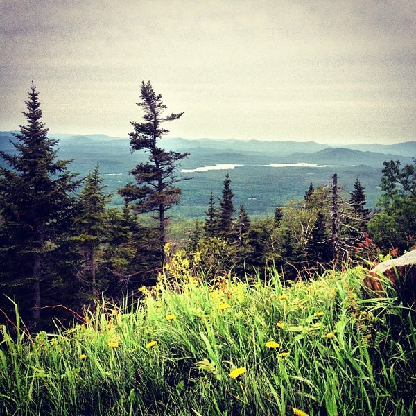 Photo taken at Whiteface Mountain by Crispin B. on 6/10/2013