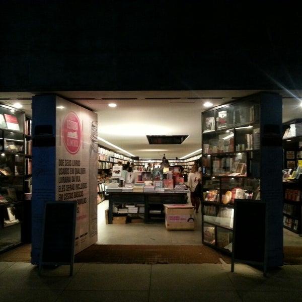 Photo taken at Livraria da Vila by William on 5/4/2013
