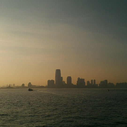 Photo taken at Staten Island Ferry Boat - Guy V. Molinari by Christian R. on 5/22/2013