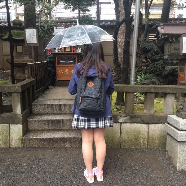 Photo taken at 大塚天祖神社 by Trudjean on 3/19/2016