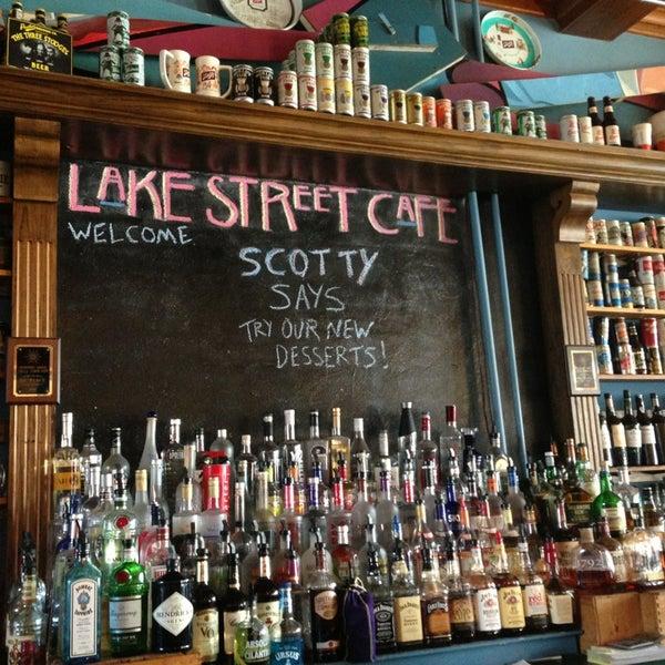 Lake Street Cafe Elkhart Lake Menu