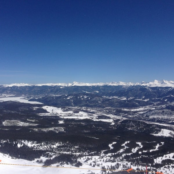 Photo taken at Breckenridge Ski Resort by Cory P. on 3/31/2013