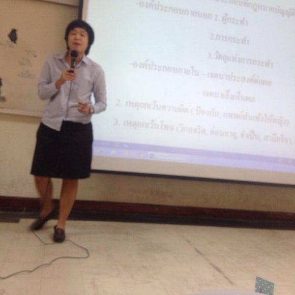 Photo taken at มหาวิทยาลัยราชภัฏเชียงใหม่ (Chiang Mai Rajabhat University) by Sai C. on 11/21/2015