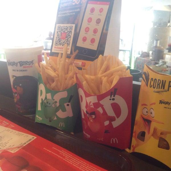 Photo taken at McDonald's by Nuuuuuuuuuunn on 5/14/2016