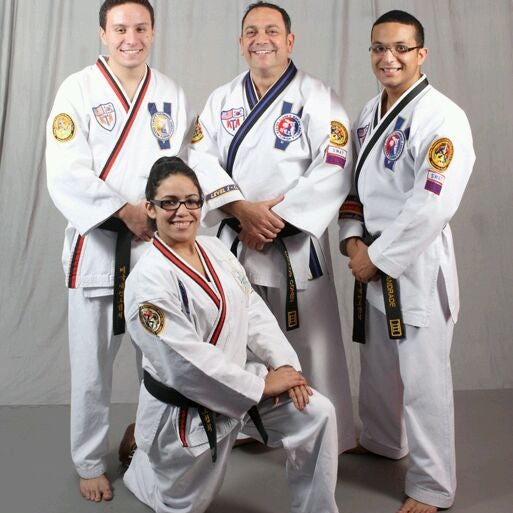Photo taken at Karate America by Carlos C. on 10/29/2012
