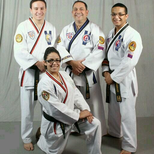 Photo taken at Karate America by Carlos C. on 10/31/2012