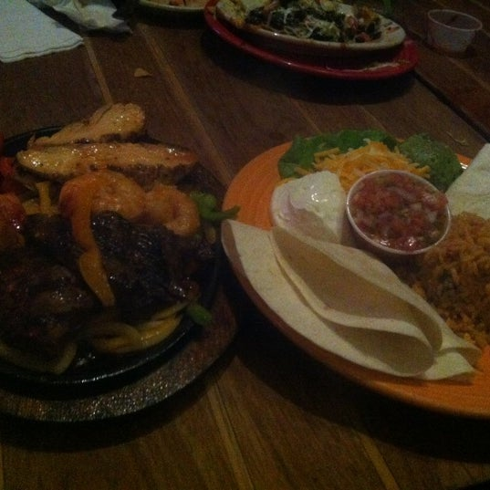Photo taken at Sunset Cantina by Shirley C. on 9/14/2012