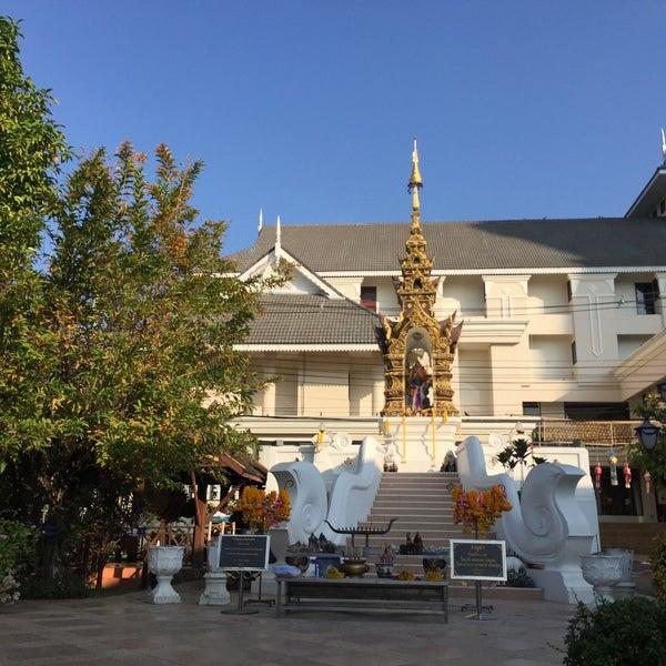 Photo taken at มหาวิทยาลัยราชภัฏเชียงใหม่ (Chiang Mai Rajabhat University) by Aster I. on 12/27/2014