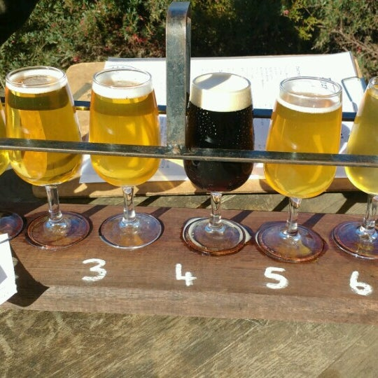 Photo taken at Feral Brewing Company by Jeroen D. on 8/12/2016