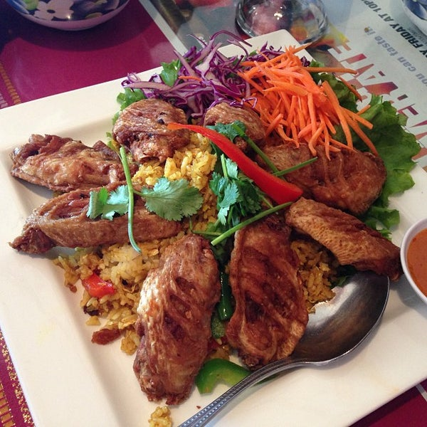 Jitlada thai restaurant little armenia 124 tips from for Authentic thai cuisine los angeles