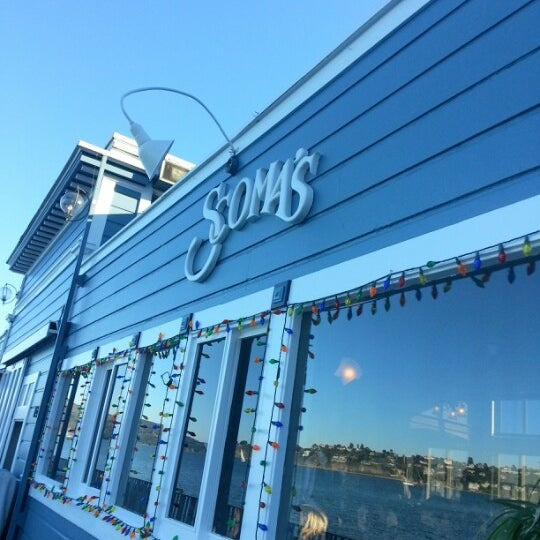 Scoma's Restaurant - San Francisco, CA