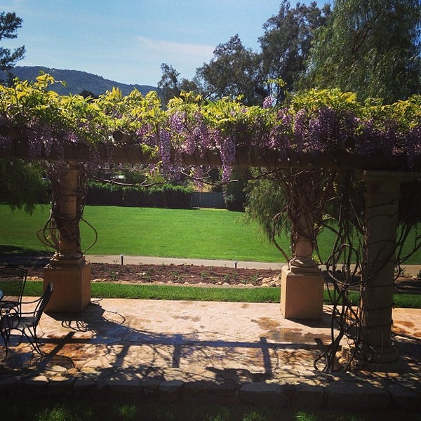Photo taken at Ojai Valley Inn & Spa by David P. on 4/3/2013