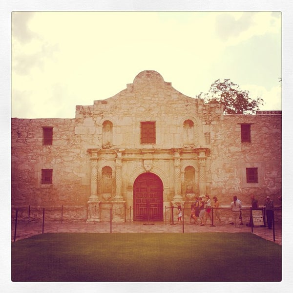 Photo taken at The Alamo by Bruce on 8/25/2013